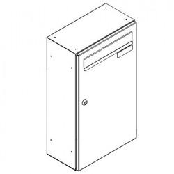 Skrzynka lokatorska panelowa 260x330