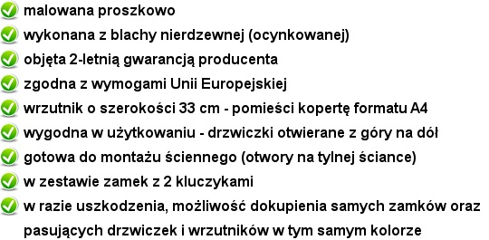 opis euroskrzynki