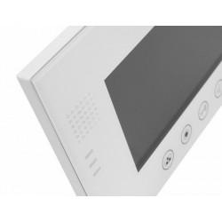 Skrzynka przelotowa z wideodomofonem 6PP VIDOS S551