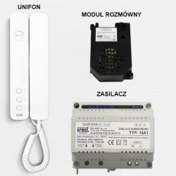 Skrzynka na listy do zabudowy z domofonem WPN20-MR2