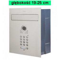 Skrzynka na listy na szyfr WPN20 VIDOS S561D